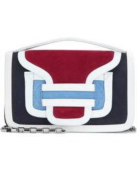Pierre Hardy Bag 61 Leather and Suede Shoulder Bag - Lyst