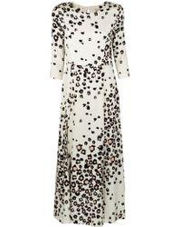 Sea Long Leo Dress - Lyst