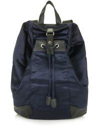 Topshop Satin Backpack - Lyst
