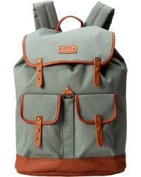 Vans Gray Gramercy Backpack - Lyst
