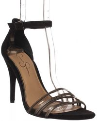 Jessica Simpson | Jessies Ankle Strap Sandal | Lyst