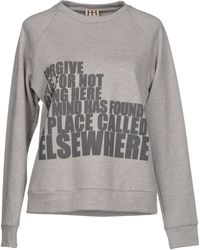 Haute Hippie Sweatshirt - Lyst