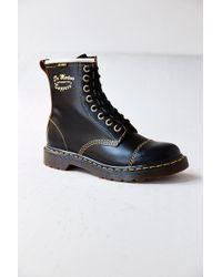 Dr. Martens Black Capper Boot - Lyst