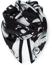 McQ by Alexander McQueen Swallow Print Scarf - Lyst