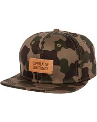 Wesc The Sc Gutter Snapback Hat - Lyst