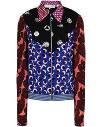 Stella McCartney Blue Nora Shirt - Lyst