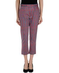 Marc By Marc Jacobs Denim Trousers - Lyst