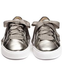 Tory Burch | 'marion' Quilted Leather Sneakers | Lyst