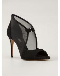Casadei 'Bianca' Sandals - Lyst