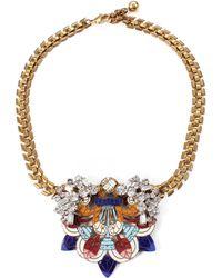 Lulu Frost 50 Year Necklace #1 multicolor - Lyst