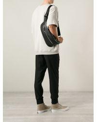 Diesel Black Gold Privatee Shoulder Bag - Lyst