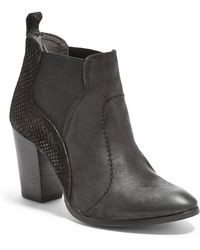 Seychelles Madhouse Leather Booties - Lyst
