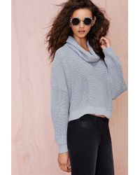 Nasty Gal Divia Sweater - Lyst