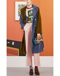 Olympia Le-Tan - Andy Trousers - Lyst