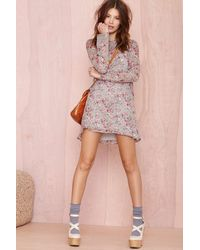 Nasty Gal After Party Vintage Fiona Dress - Lyst