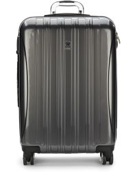 Delsey 25-Inch Expandable Hard-Shell Spinner Suitcase - Lyst