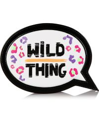 Sophia Webster Wild Thing Embroidered Leather Clutch - Lyst