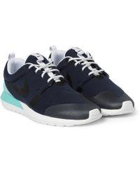 Nike Tzl Roshe Run Nm Sneakers - Lyst