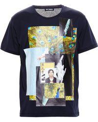 Raf Simons Photo Print T-Shirt - Lyst