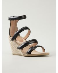 Marc By Marc Jacobs Wedge Sandals - Lyst