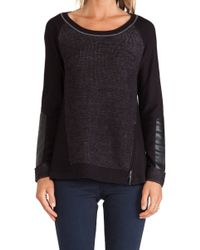 Nanette Lepore In Disguise Pullover - Lyst