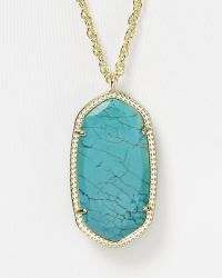 "Kendra Scott - Rae Necklace, 30"" - Lyst"