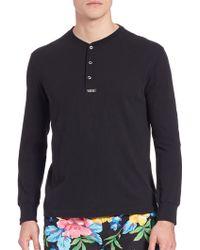 Polo Ralph Lauren | Long Sleeve Henley | Lyst