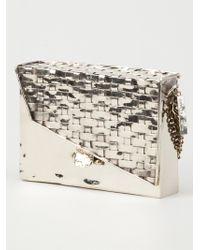 Anndra Neen - Mirrored Bag - Lyst