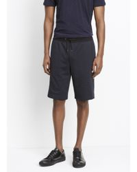 Vince | Double Knit Pull On Short | Lyst