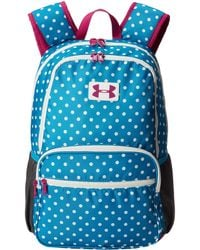 Lyst - Under Armour Ua Great Escape Backpack (Big Kid) in Blue 4981634daff9b