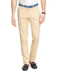 Brooks Brothers Bedford Cord Chinos - Lyst