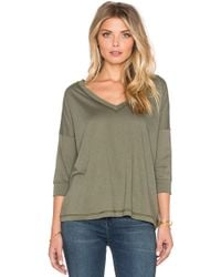 Regalect - Eryulle Cotton-Blend Top - Lyst