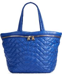Dolce Vita - Large Quilted Tote Bag - Lyst