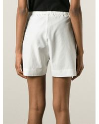 Lost & Found - Layered Shorts - Lyst
