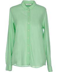 Glanshirt - Shirt - Lyst
