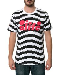 Alife The Heart All Over Tee - Lyst