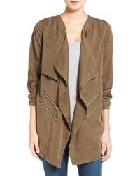 Dex - Cascade Front Jacket - Lyst