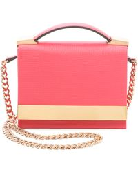 B Brian Atwood - Top Handle Clutch - Lyst