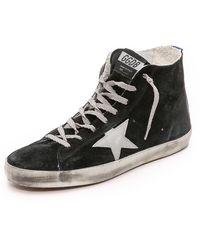 Golden Goose Deluxe Brand Francy Sneakers - Lyst