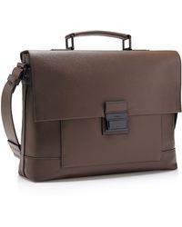 CALVIN KLEIN 205W39NYC - White Label Clyde Briefcase - Lyst