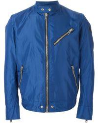 Diesel 'J-Ares' Jacket blue - Lyst