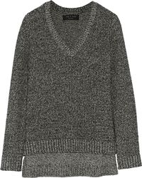 Rag & Bone Jackie Wool-blend Sweater - Lyst