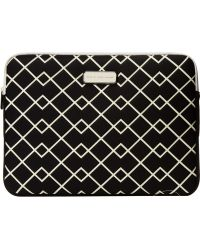 Marc By Marc Jacobs Crosby Neoprene 13 Computer Case black - Lyst