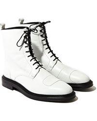 Yang Li - Mens Lace Up Boots - Lyst