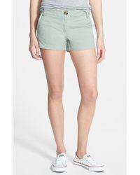 The Hanger - Woven Shorts - Lyst