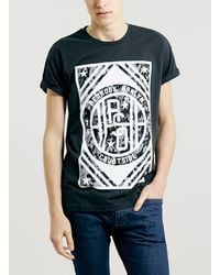 Topman Redhook Roller Fit T-shirt - Lyst