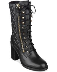 Guess Womens Jacqui Booties - Lyst