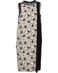 Emanuel Ungaro Knee-length Dress - Lyst