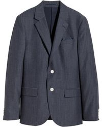 H&M Jacket in A Wool Blend - Lyst