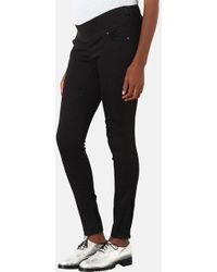 Topshop 'Leigh' Maternity Skinny Jeans - Lyst